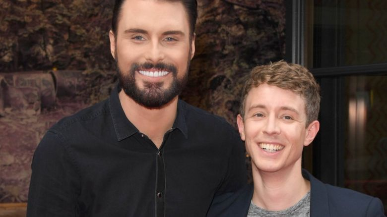 Rylan and Matt Edmondson