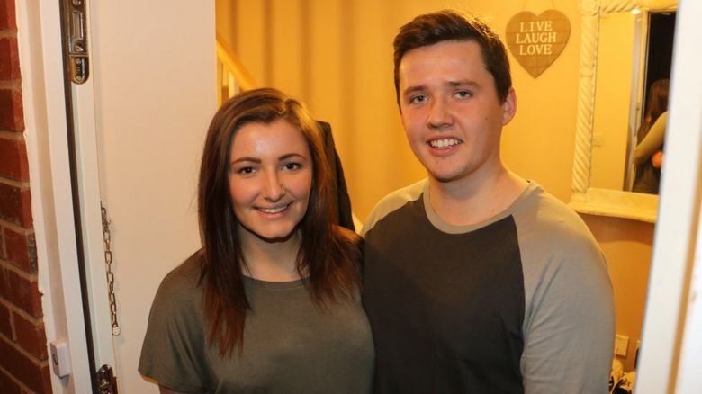 Ellie and Rory