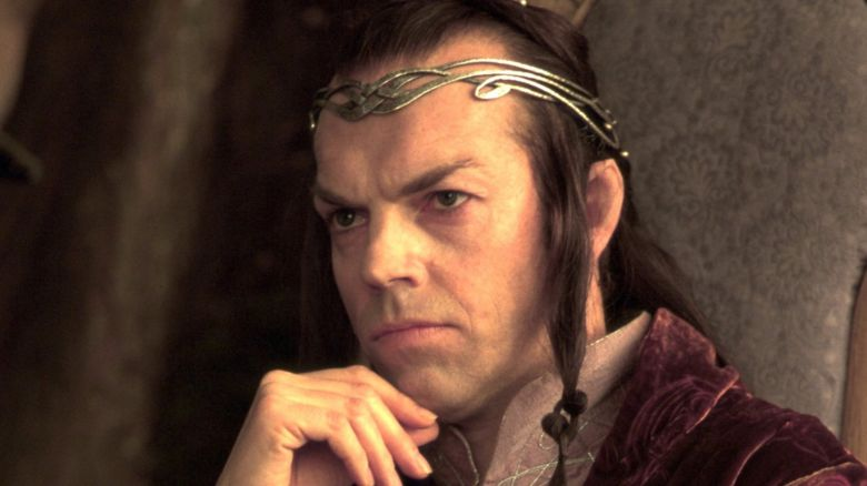 Elrond, father of Arwen