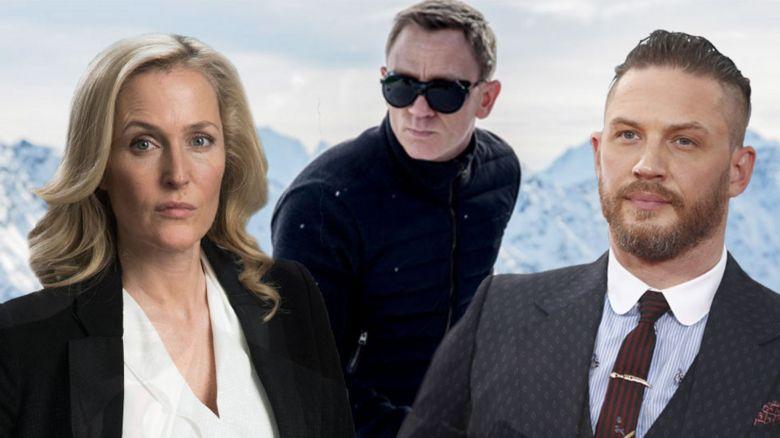 Bond contenders