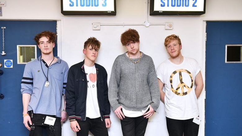 Four manager of the band Viola Beach
