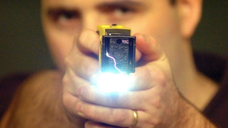 taser flash