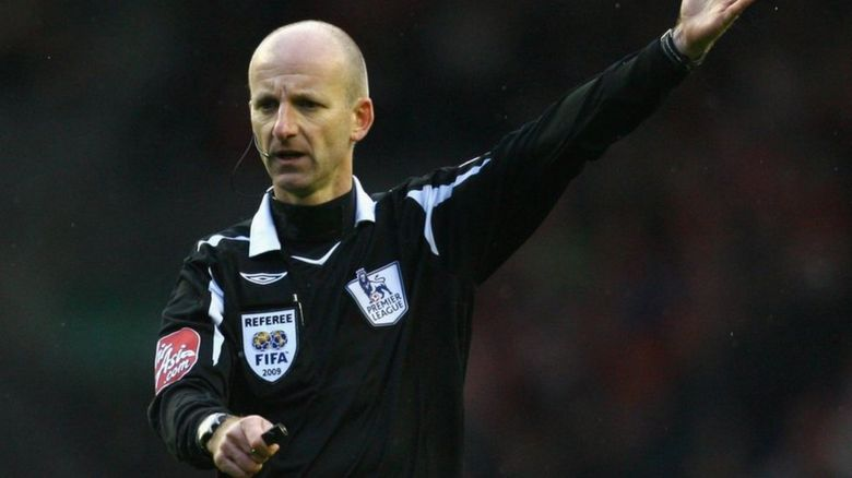 Referees' chief Mike Riley