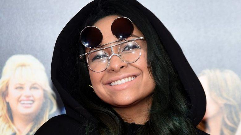 Ex-Disney star Raven-Symone