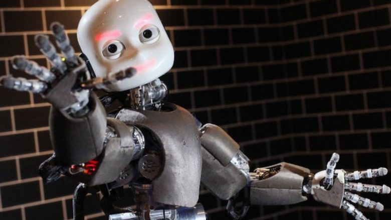 Robot AI is already here in some form or another