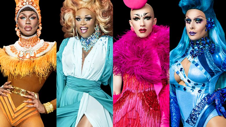 RuPaul's Drag Race finalists