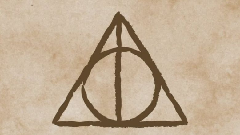 Deathly Hallows emblem