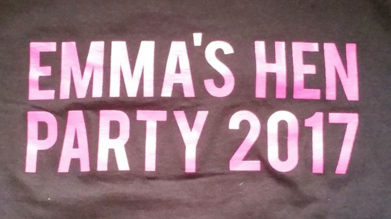 Emma's hen party