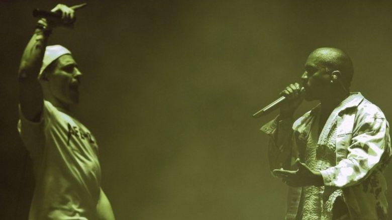 Lee Nelson invades Kanye West