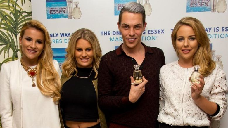 Towie cast members