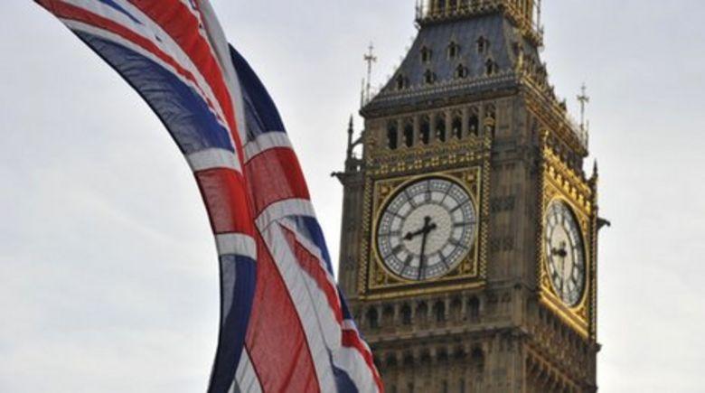 British flag and Big Ben