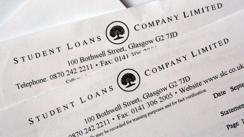 Student Loans letter