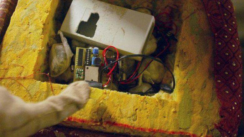 photo of plastic explosives