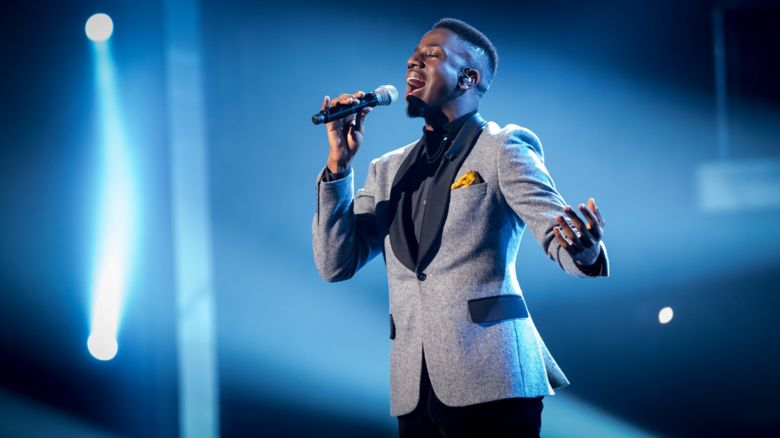 Series Three winner Jermain Jackman