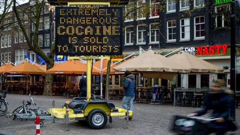 Tourists are being warned in Amsterdam of %22extremely dangerous cocaine%22 being sold