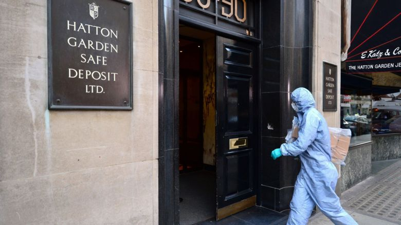 Hatton Garden safe deposit firm