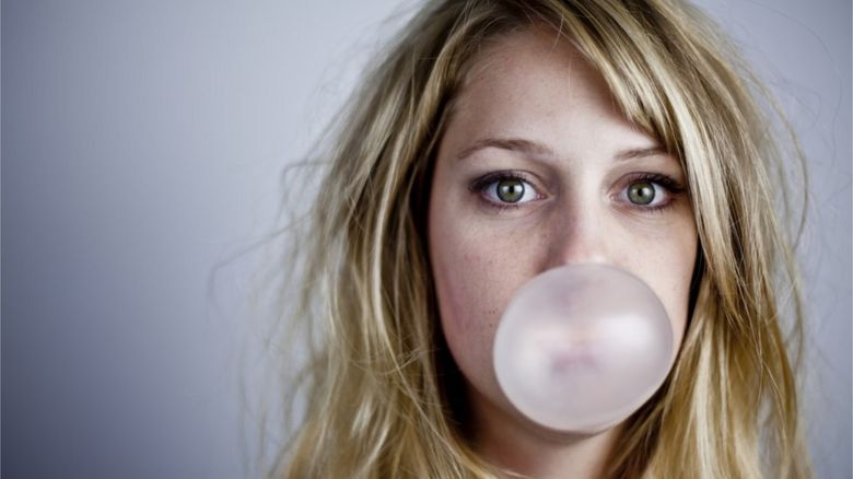 What is actually in chewing gum?