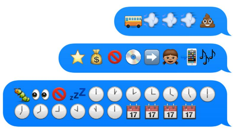 Emoji news quiz, 22 May