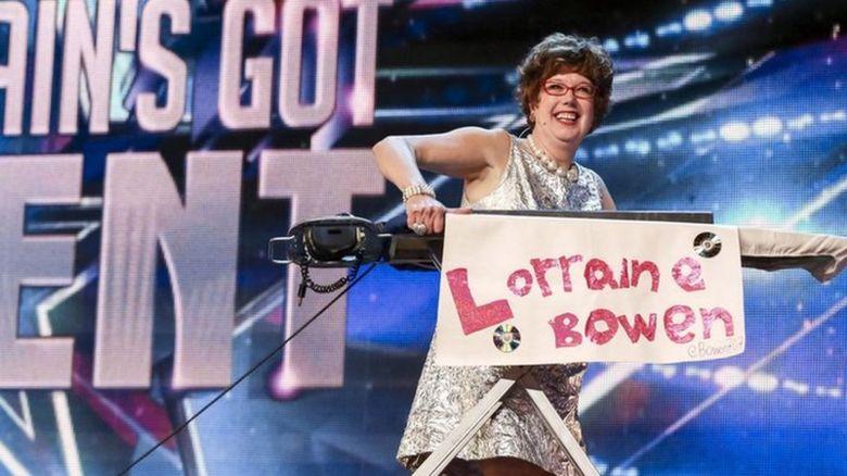 Lorraine Bowen on Britain