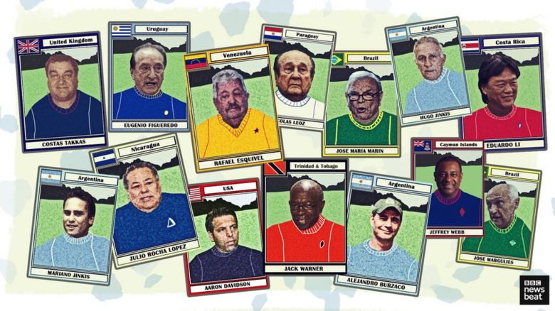 The Fifa 14 in Panini stickers