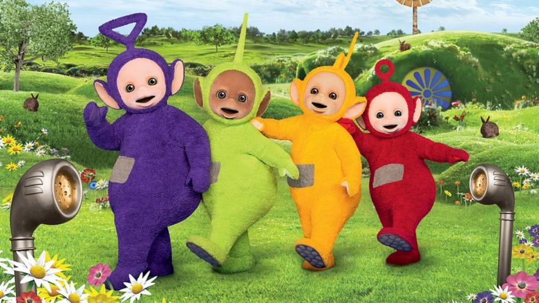New look Teletubbies