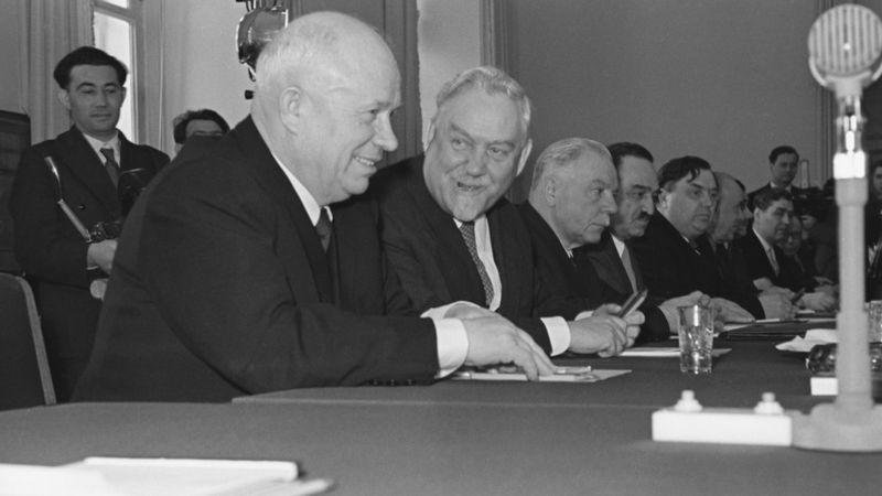 Политбюро 1957 года