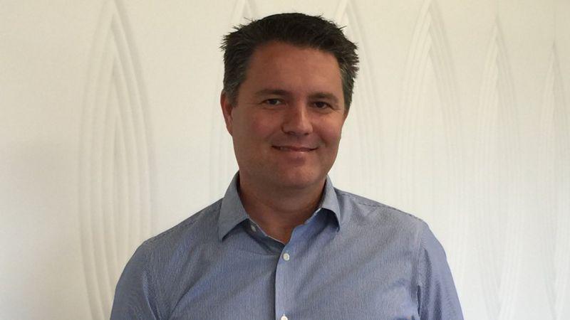 Brad Keays, CEO de Soberlink