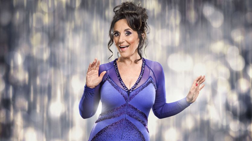 lesley on strictly