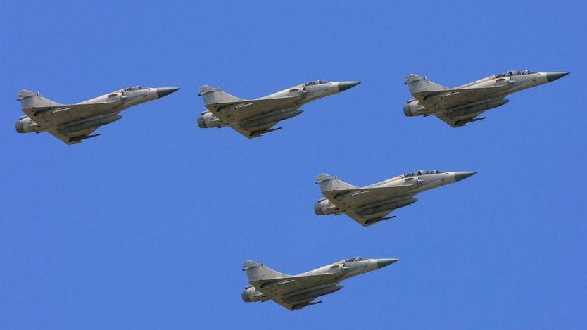 台湾空军幻影2000