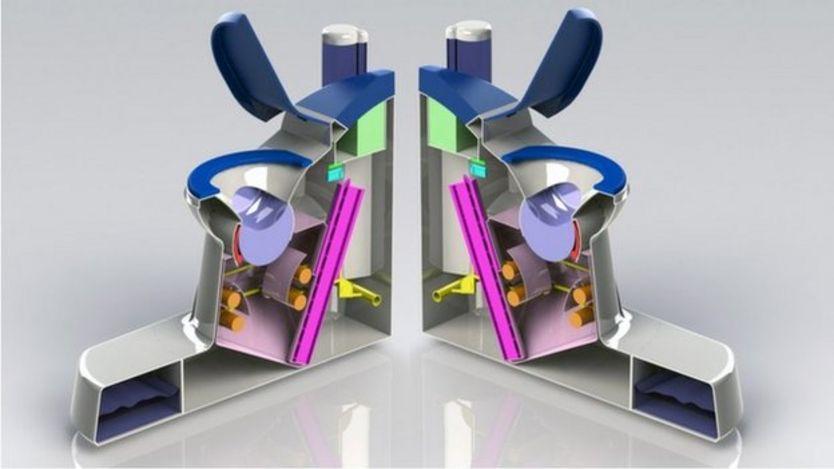 Nano membrane toilet