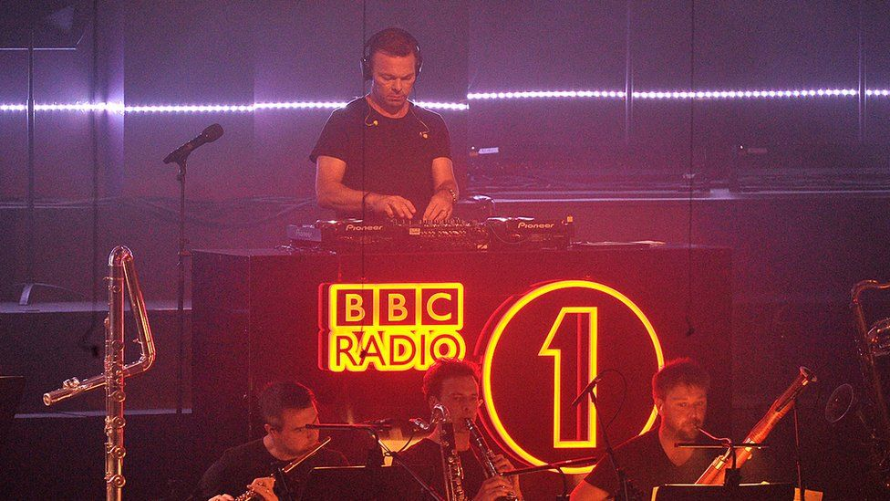 Pete Tong at Radio 1's Ibiza Prom