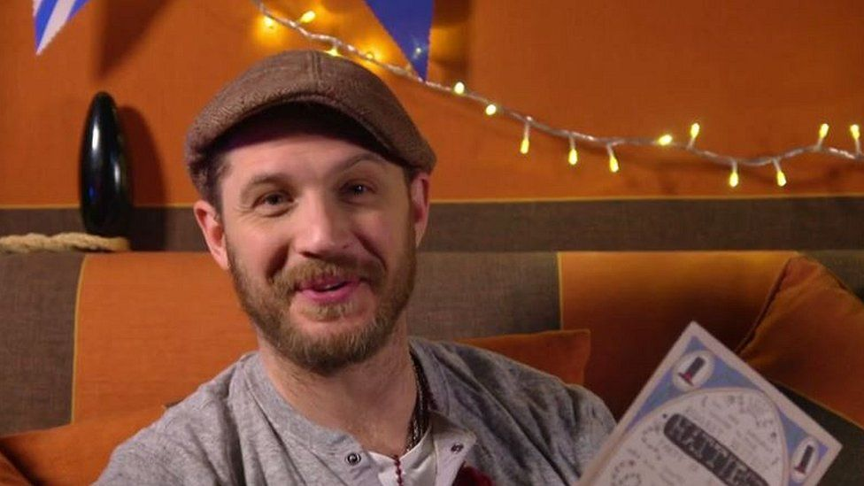 Tom Hardy's final Bedtime Story on CBeebies is a tribute to