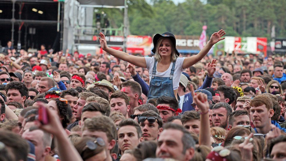 T in the Park crowd 2015