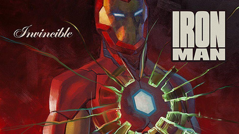 Marvel hip-hip cover