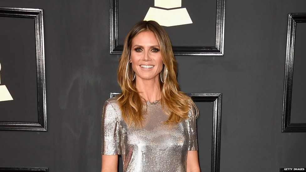 Supermodel Heidi Klum teams up with supermarket Lidl to launch fashion range