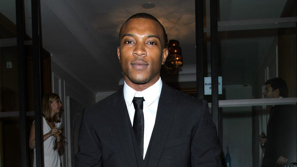 Top Boy actor Ashley Walters