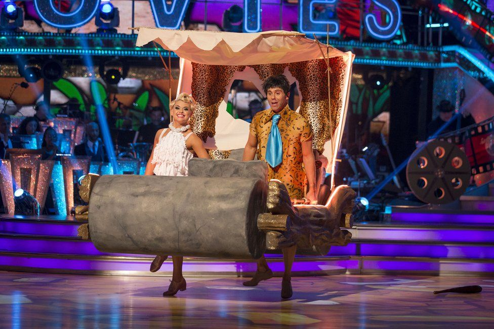 Laura Whitmore OUT of tonight's Strictly Come Dancing