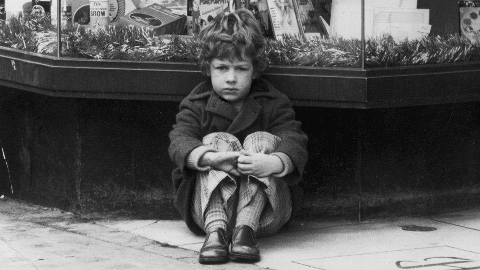 Child in 1975