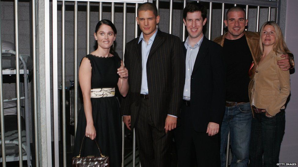 Some Prison Break cast members