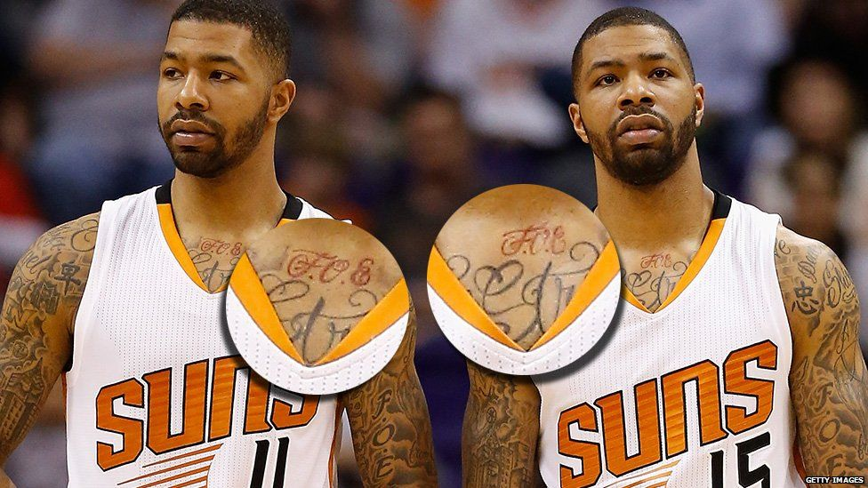 27003cb9574 What s the fuss about NBA twin stars Markieff and Marcus Morris ...