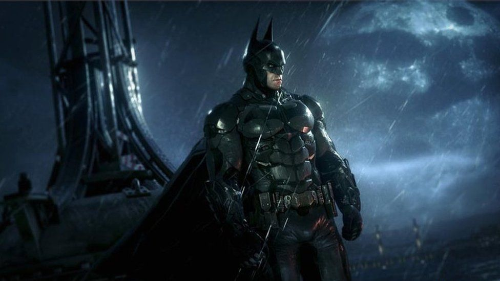 Screenshot from Batman Arkham Knight