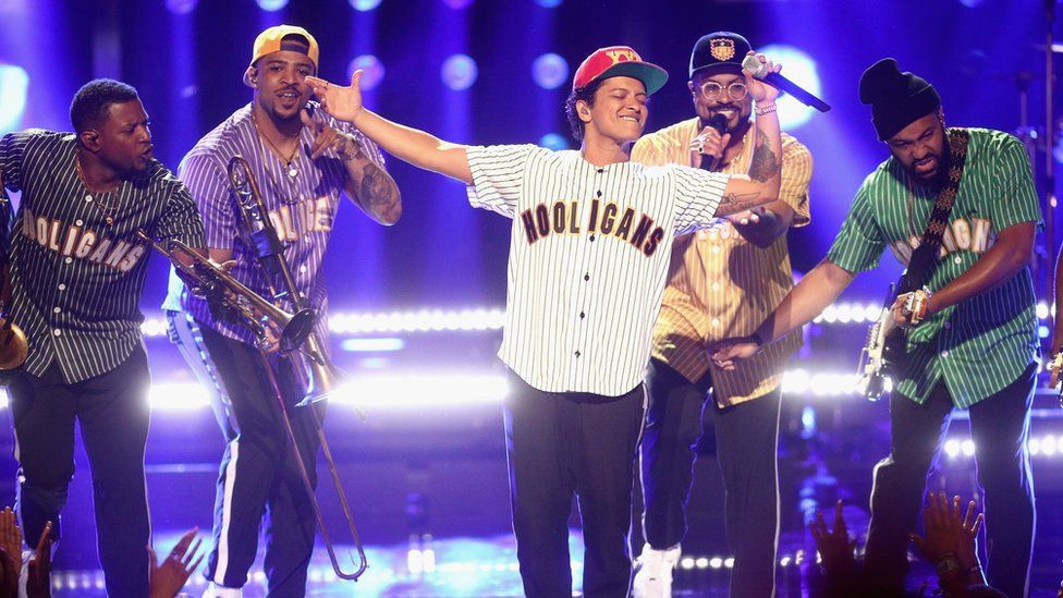 Bruno Mars Collaborates With Cardi B In