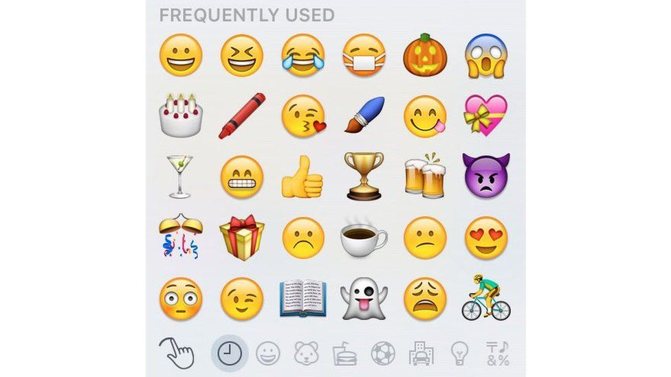 What Your Most Frequently Used Emoji Say About You Bbc Newsbeat