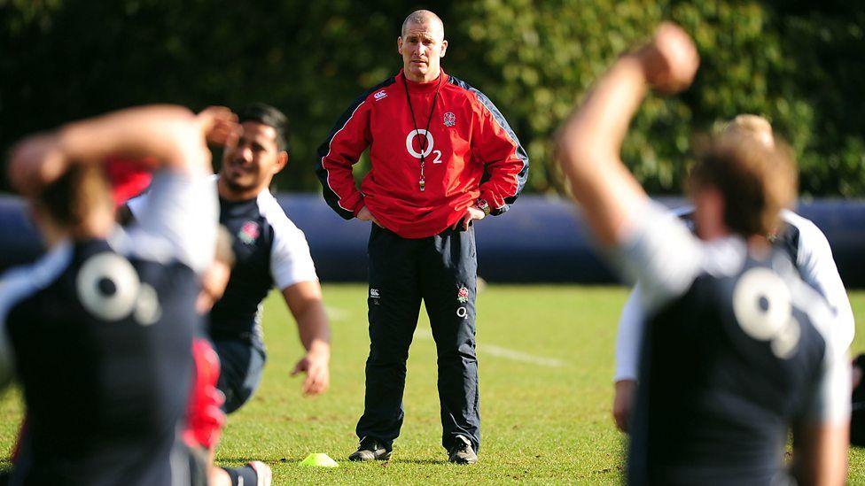 Stewart Lancaster coaching