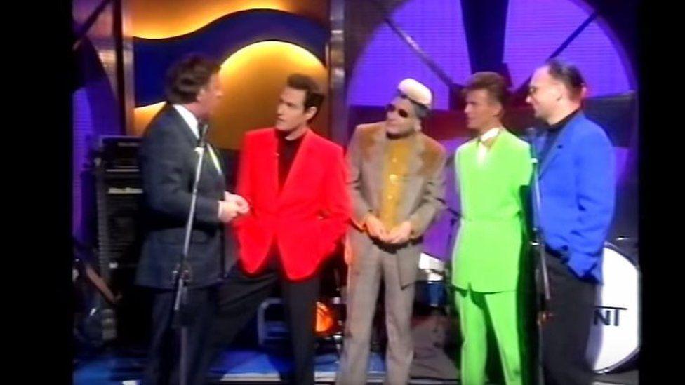 When Sir Terry met David Bowie