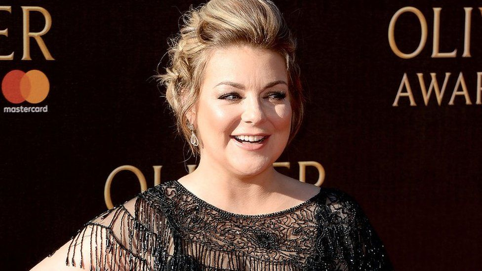 Sheridan Smith Talks About Her Out Of Control Anxiety Bbc Newsbeat