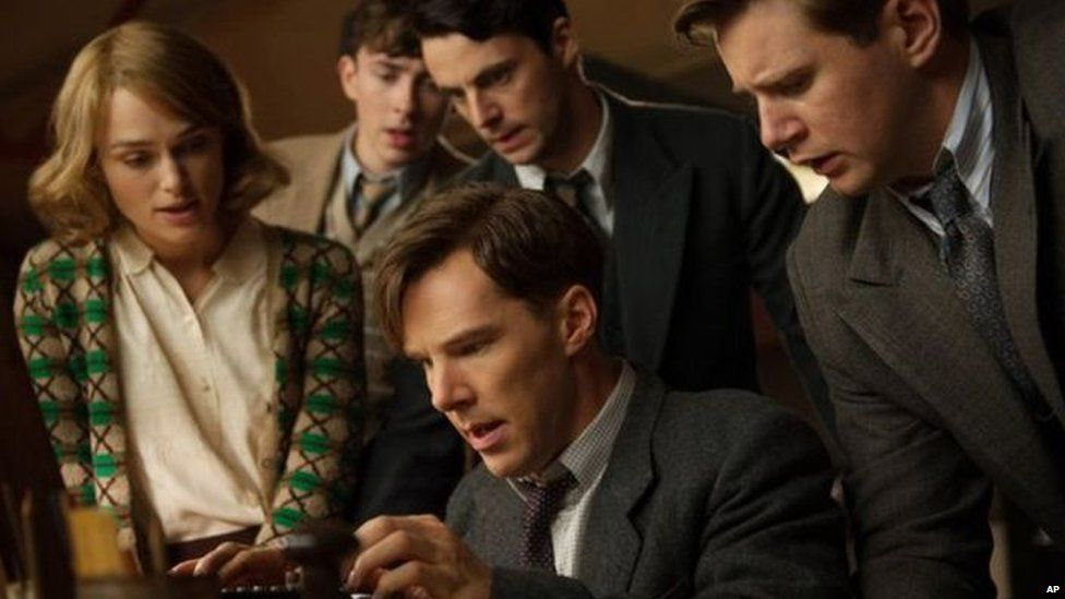 Benedict Cumberbatch played Alan Turing in The Imitation Game
