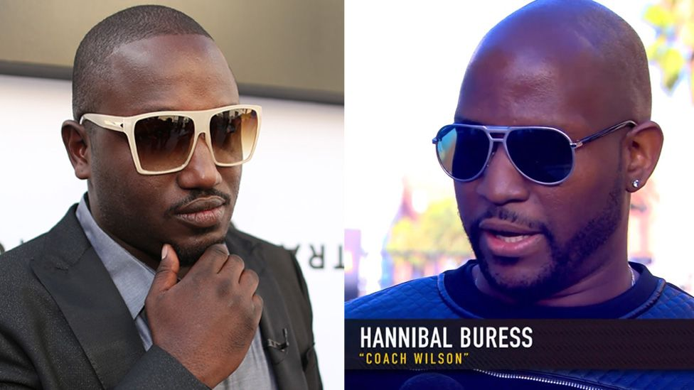 Hannibal Buress and Joe Carroll