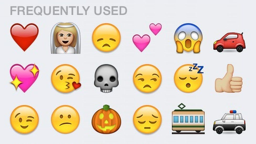 How to update my emojis on iphone 6