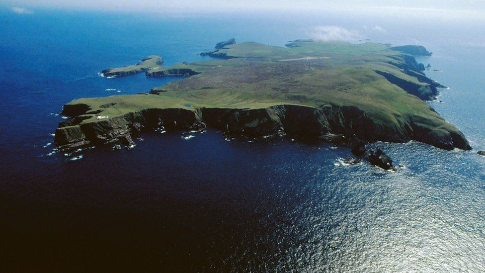 A remote Scottish island with a population of around 60 is looking ...